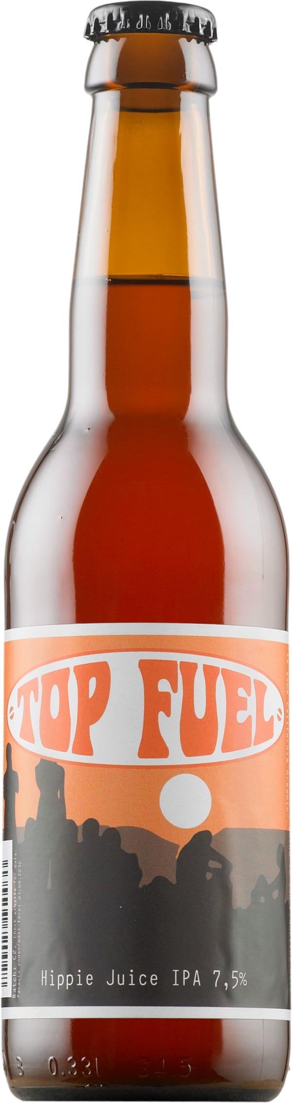 Top Fuel Hippie Juice IPA