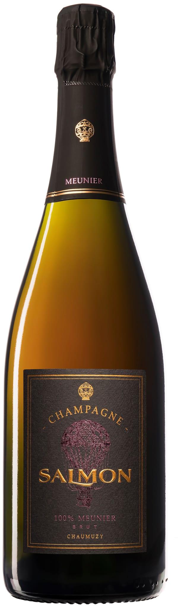 Salmon Meunier Rosé Champagne Brut