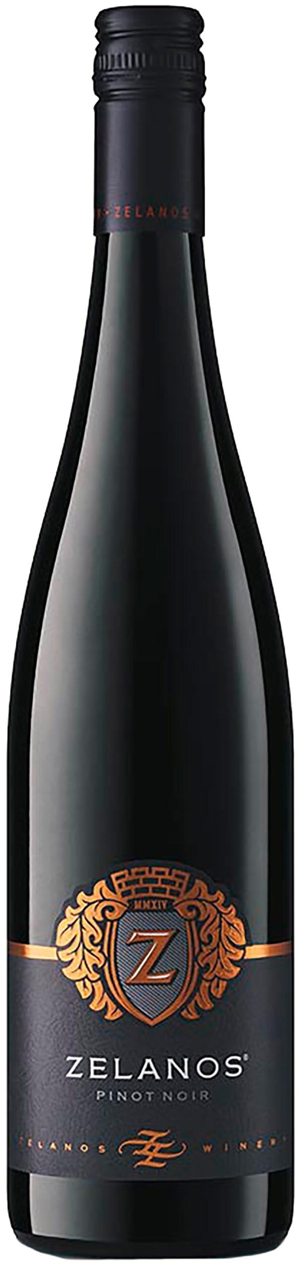 Zelanos Pinot Noir 2017