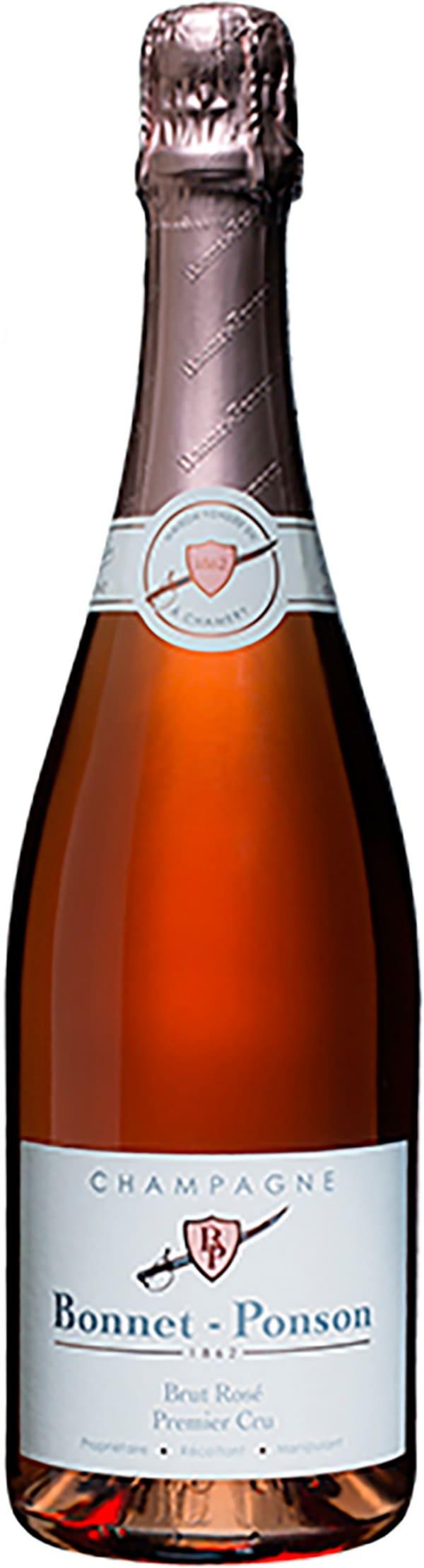 Bonnet-Ponson Premier Cru Champagne Rosé Brut