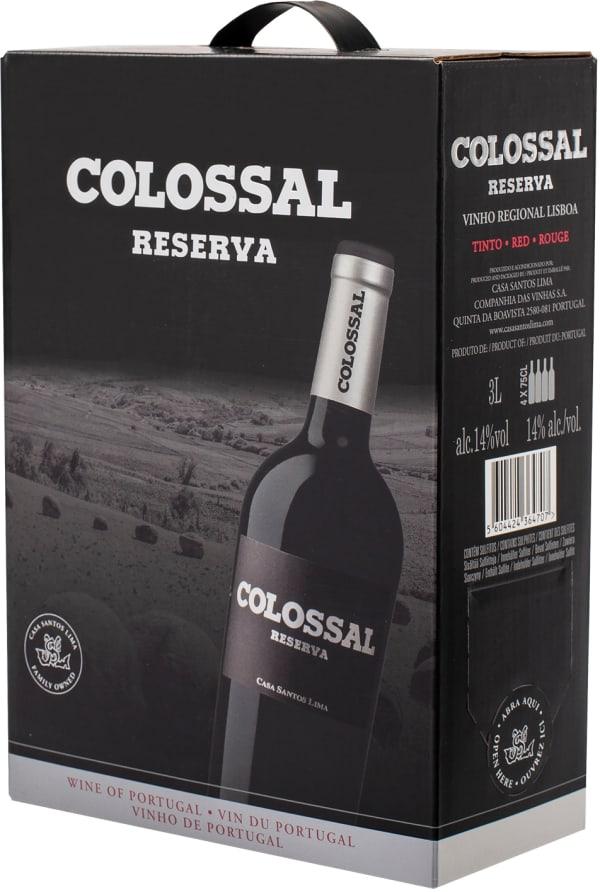 Colossal Reserva Red 2017 lådvin