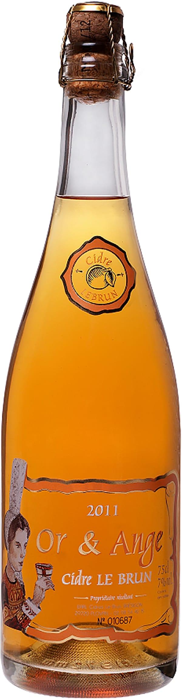 Le Brun Cidre Artisanal Or & Ange