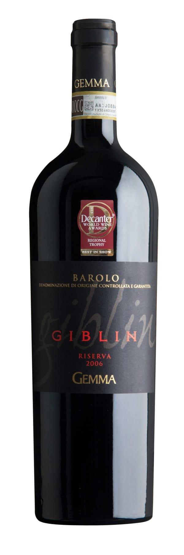 Barolo Giblin 2009