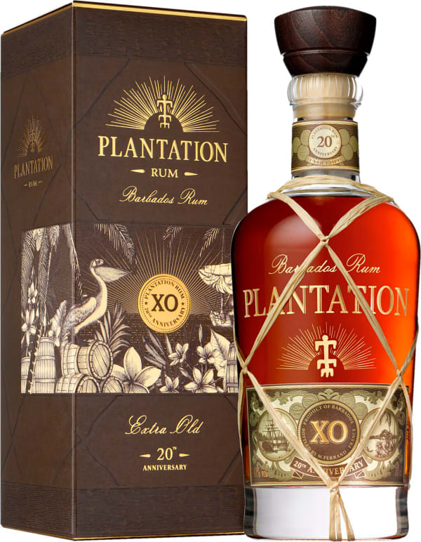 Plantation Barbados 20th Anniversary XO