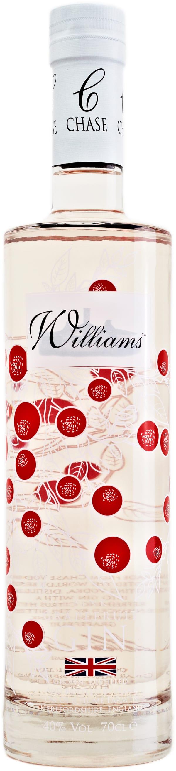 Williams Pink Grapefruit Gin