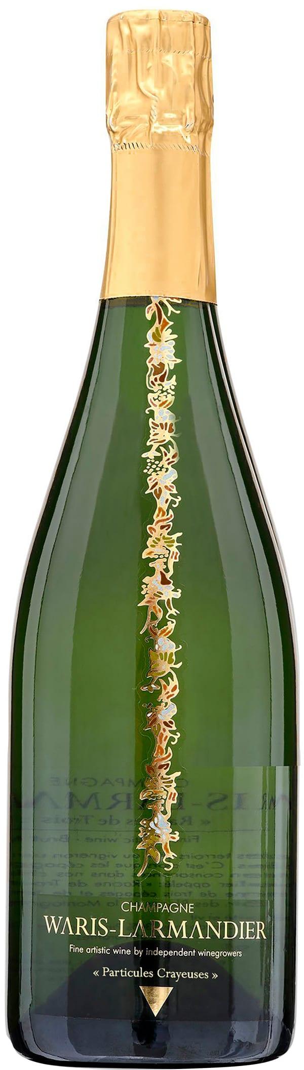 Waris-Larmandier Particules Crayeuses Champagne Extra-Brut