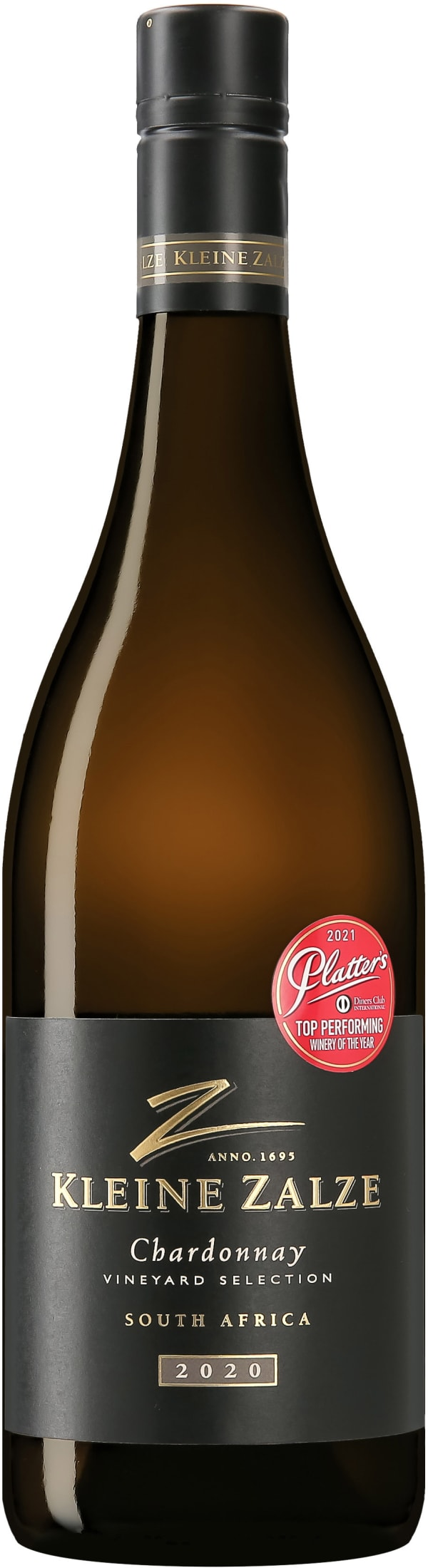 Kleine Zalze Vineyard Selection Chardonnay 2017