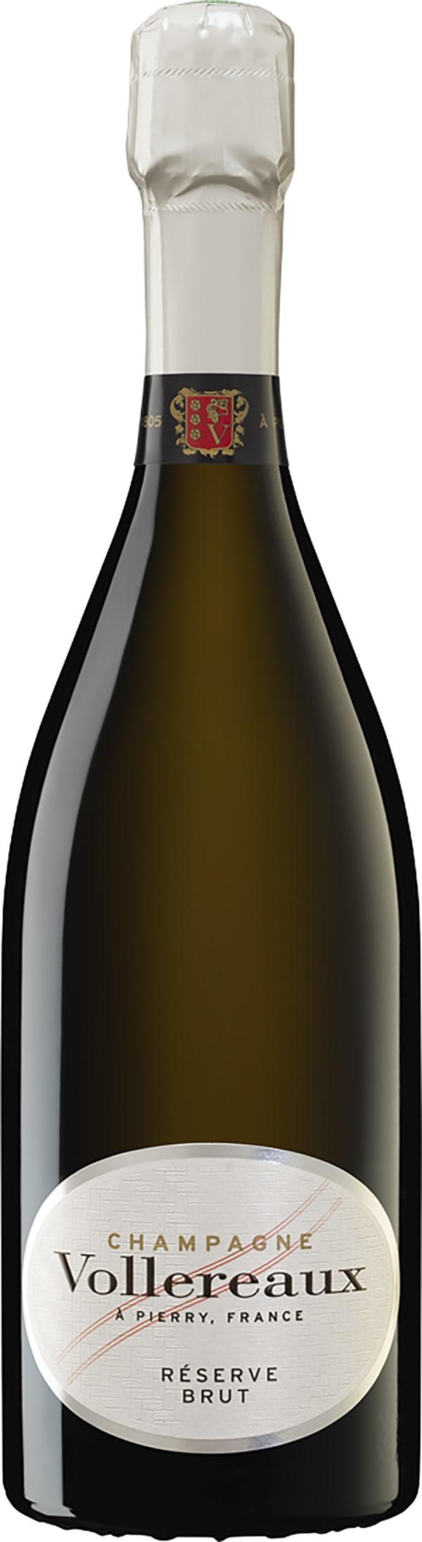 Vollereaux Réserve Champagne Brut