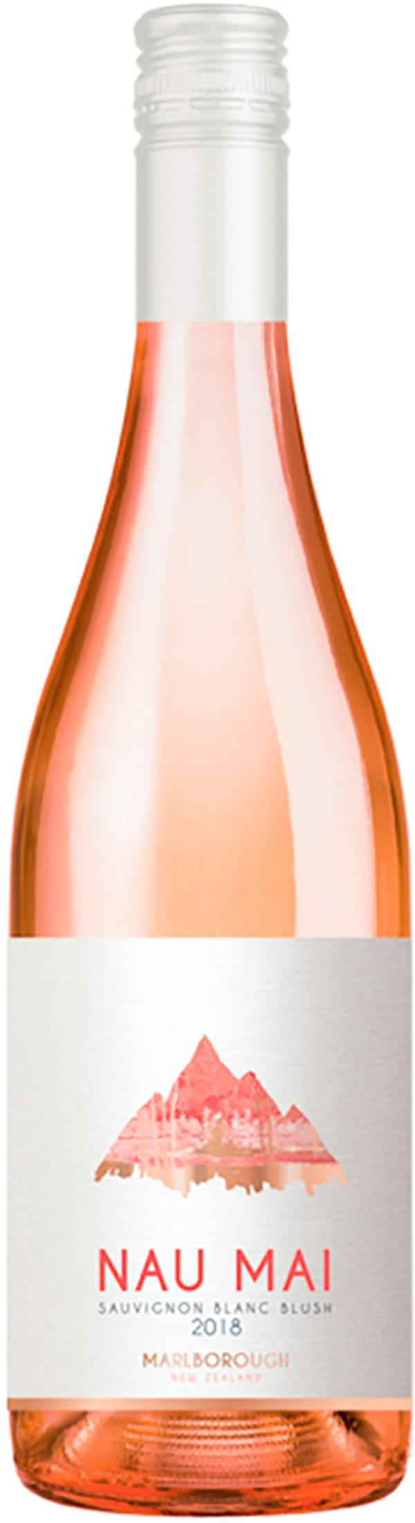 Nau Mai Sauvignon Blanc Blush 2019