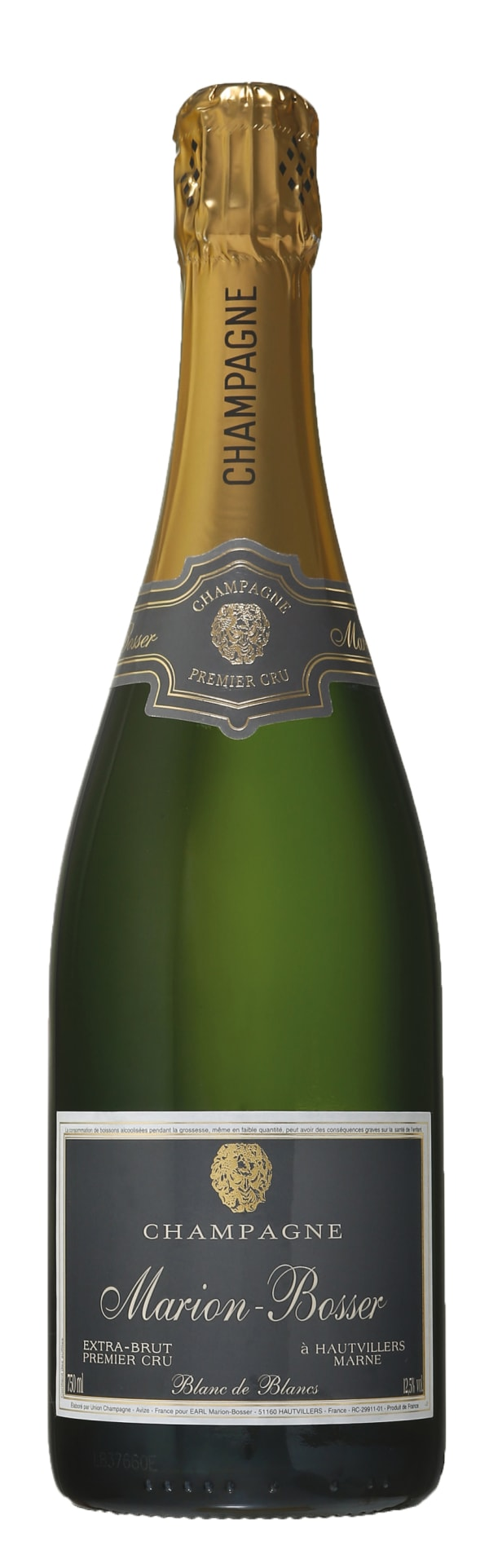 Marion-Bosser Premier Cru Champagne Extra Brut