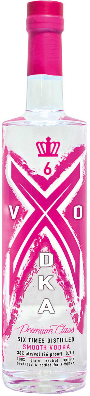 X Vodka