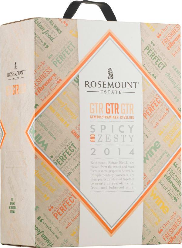 Rosemount GTR 2016 bag-in-box