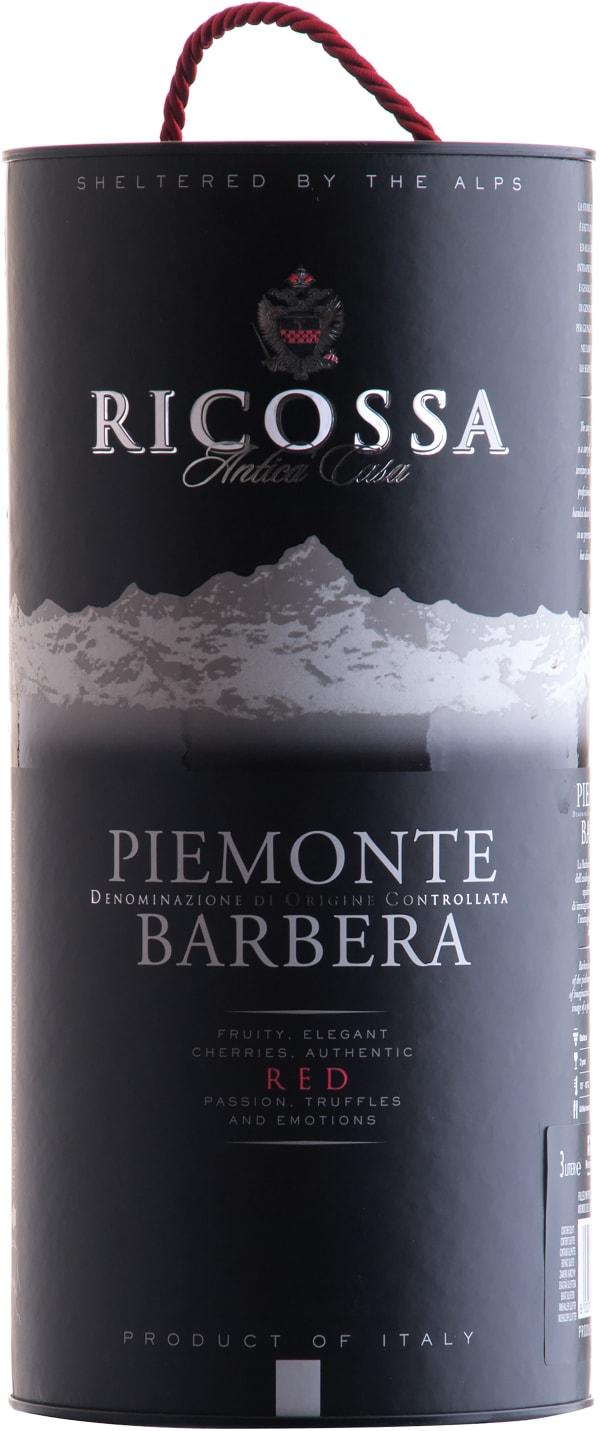 Ricossa Barbera Piemonte 2019 lådvin