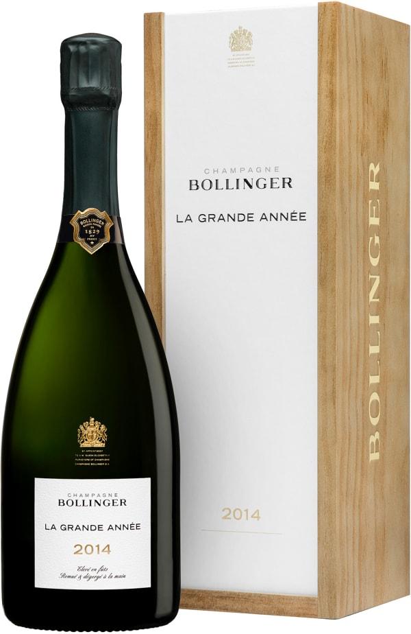 Bollinger La Grande Année Brut 2008