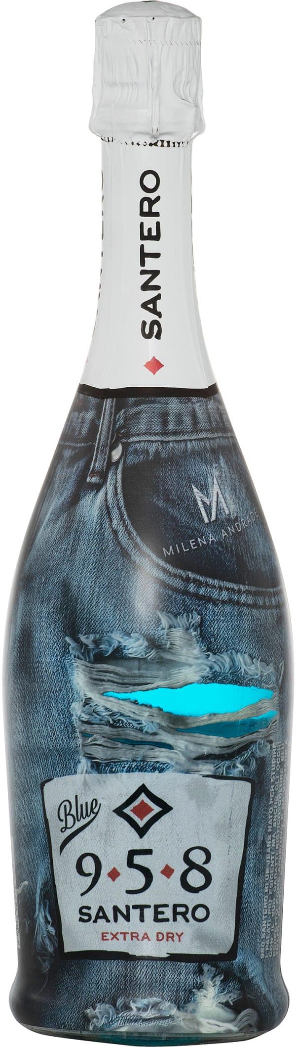Santero 958 Blue Jeans Extra Dry