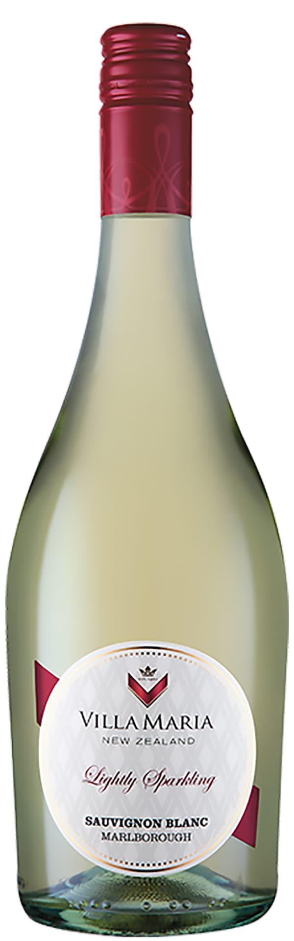 Villa Maria Lightly Sparkling Sauvignon Blanc 2018