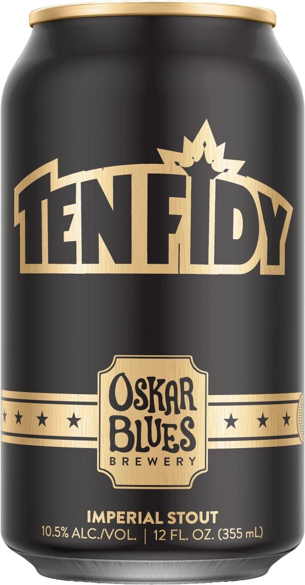Oskar Blues Ten Fidy Imperial Stout burk