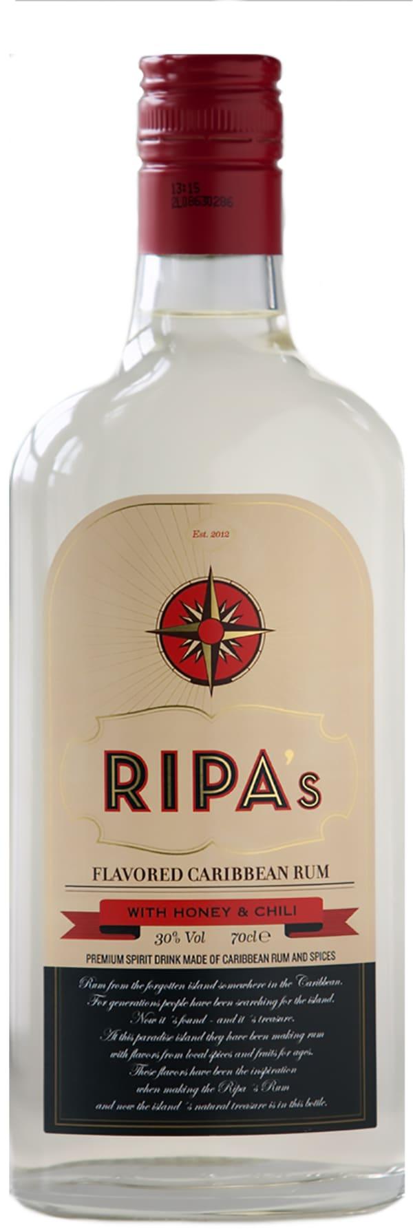 Ripa's Honey & Chili