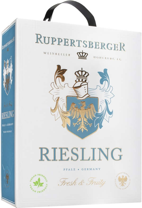 Ruppertsberger Trocken Riesling 2019 bag-in-box