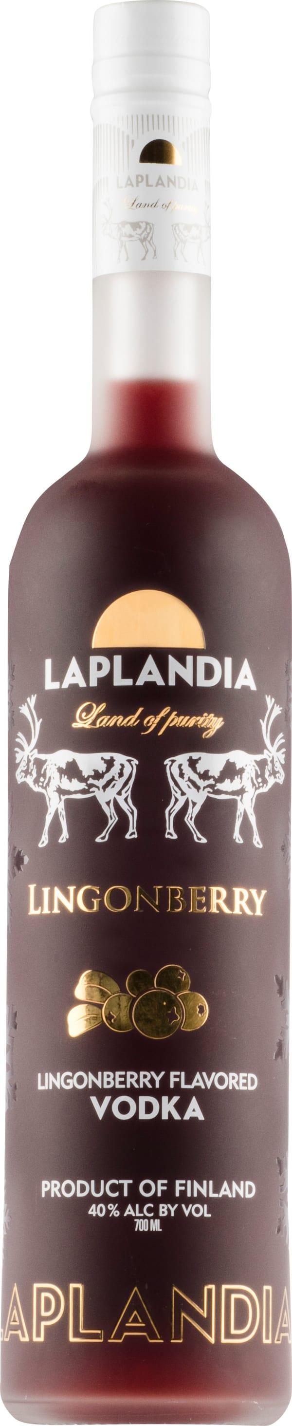 Laplandia Lingonberry Vodka