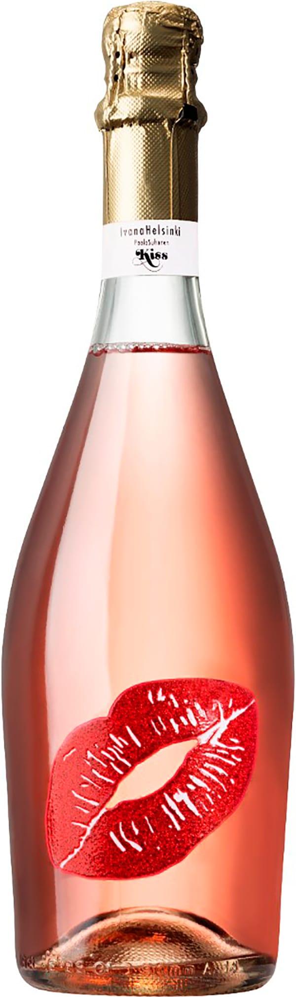 Ivana Helsinki Paola Suhonen Kiss Prosecco Rosé Extra Dry 2020