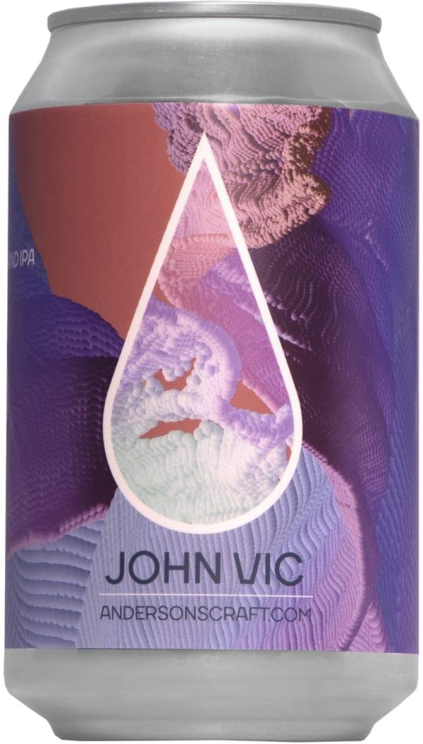 Anderson John Vic can