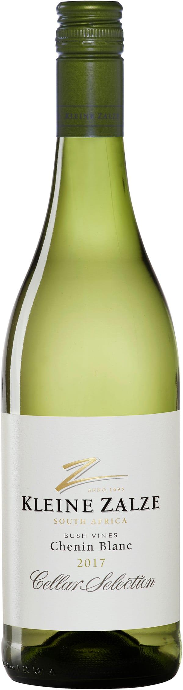 Kleine Zalze Bush Vines Chenin Blanc 2017