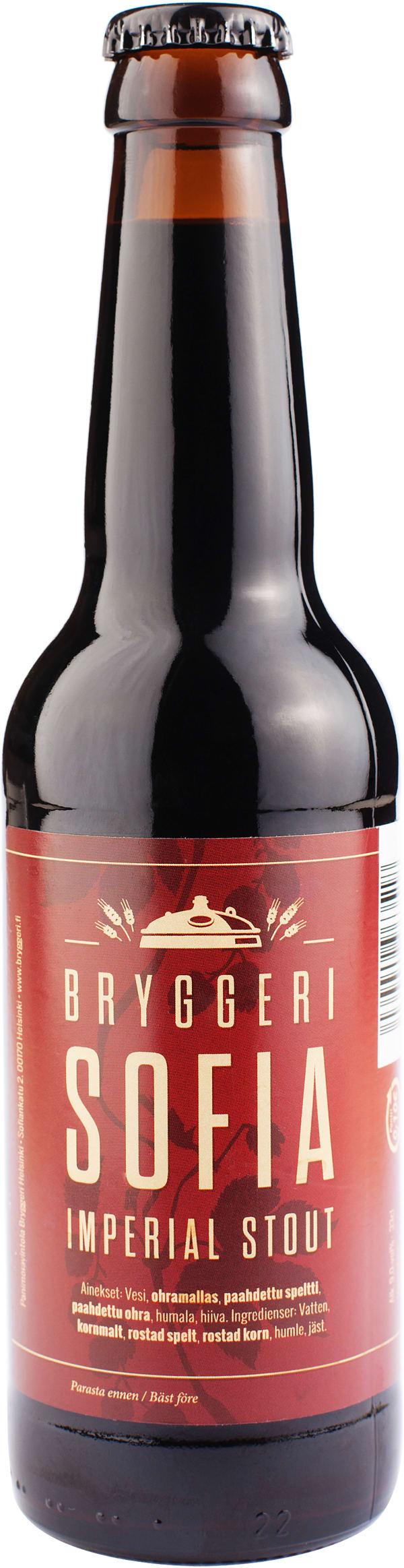 Bryggeri Sofia Imperial Stout