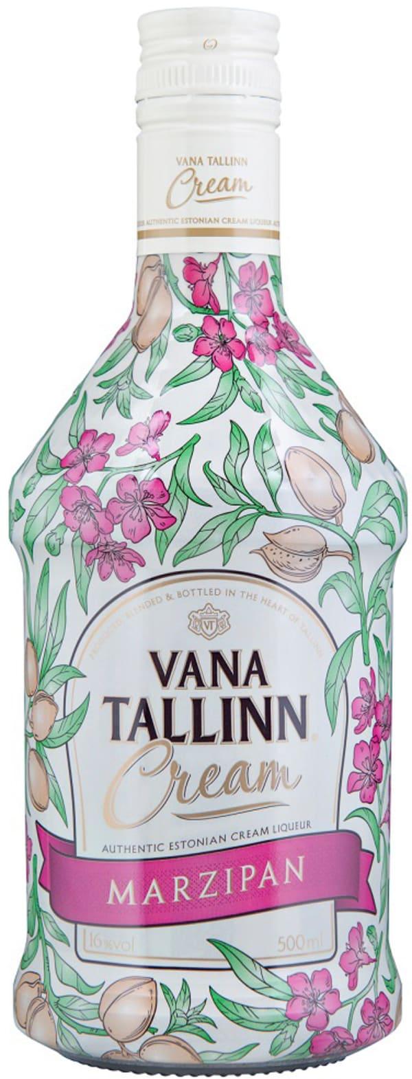 Vana Tallinn Cream Marzipan