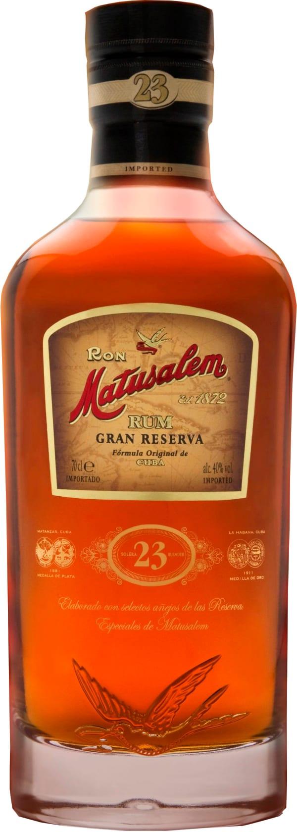 Ron Matusalem 23 Gran Reserva