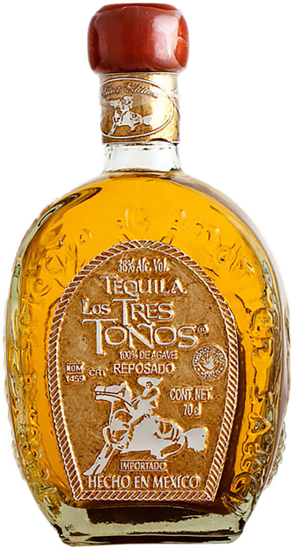 Los Tres Tonos Reposado Tequila