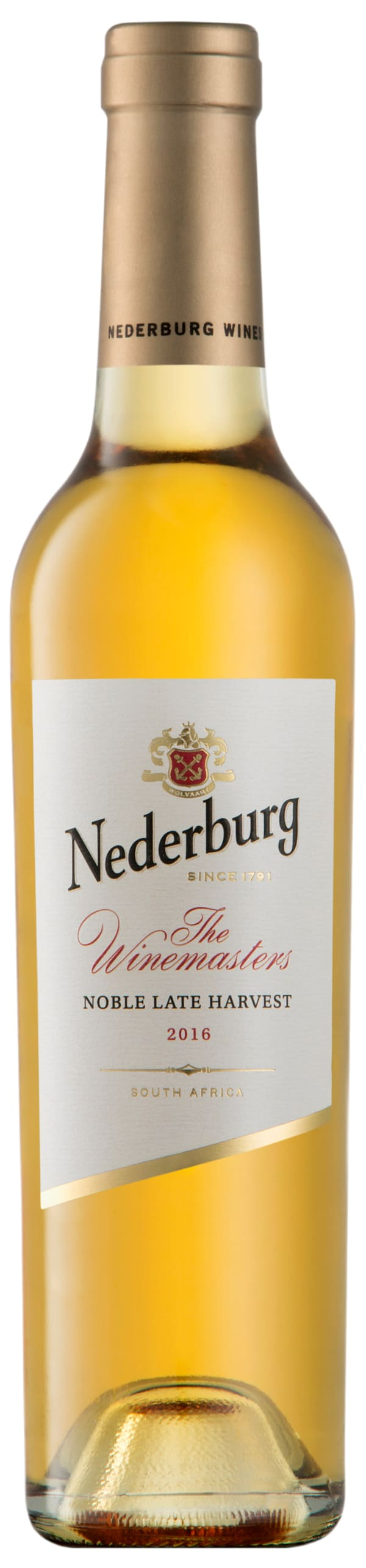 Nederburg The Winemasters Noble Late Harvest 2016