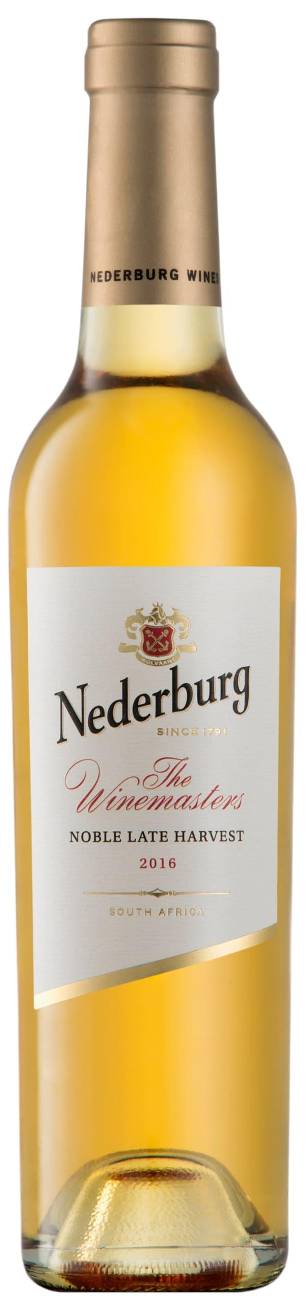 Nederburg The Winemasters Noble Late Harvest 2017