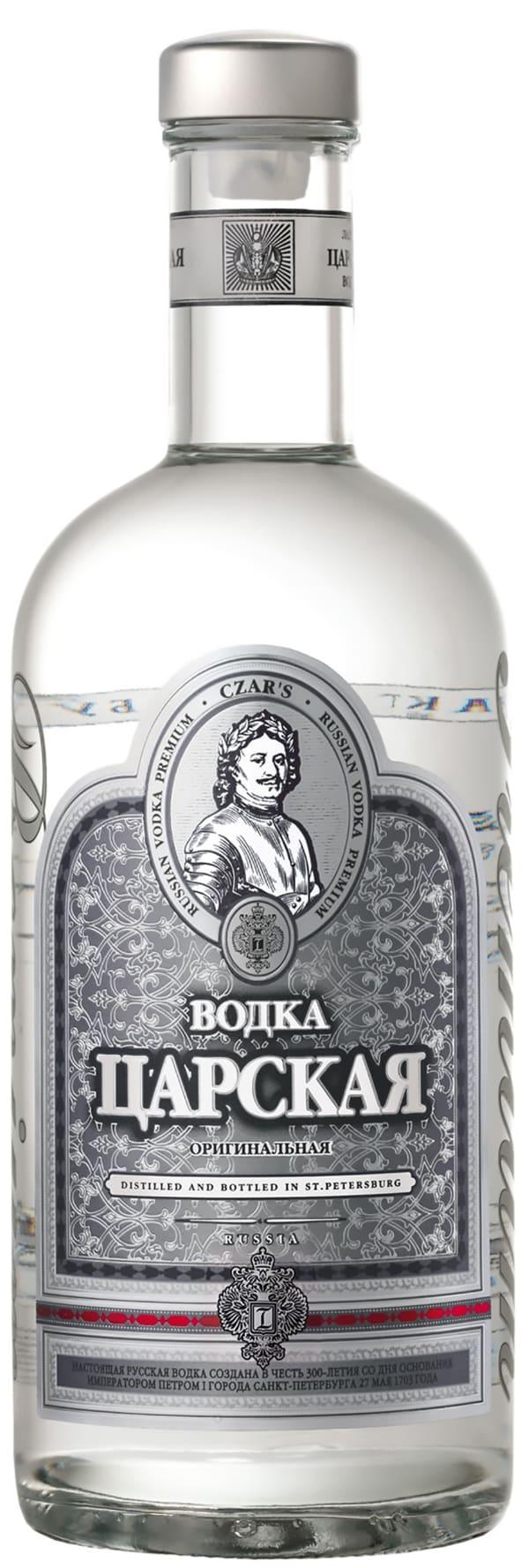 Czar's Russian Vodka
