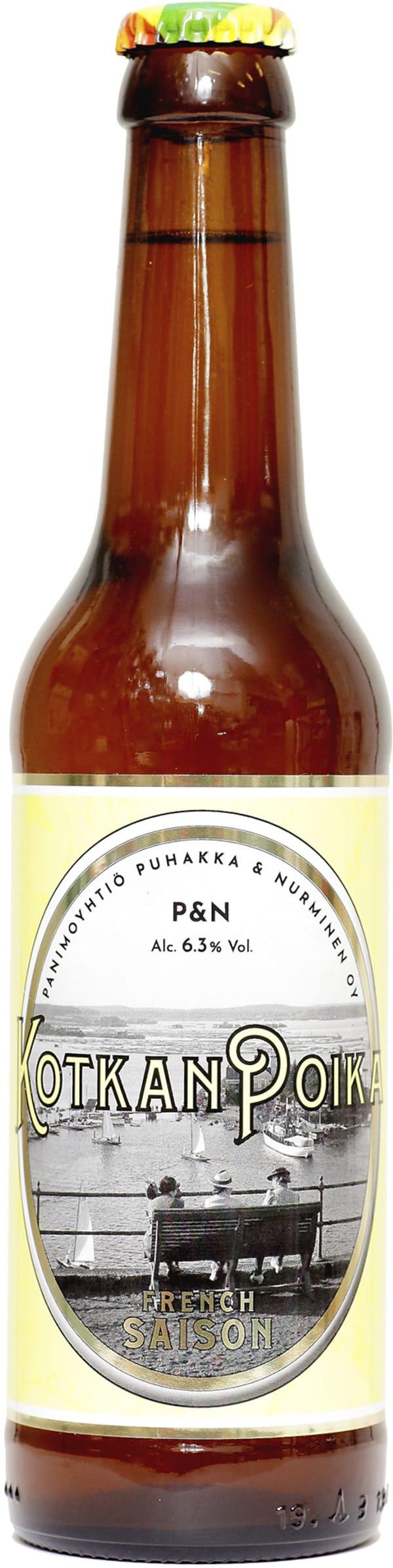 P&N Kotkan Poika French Saison