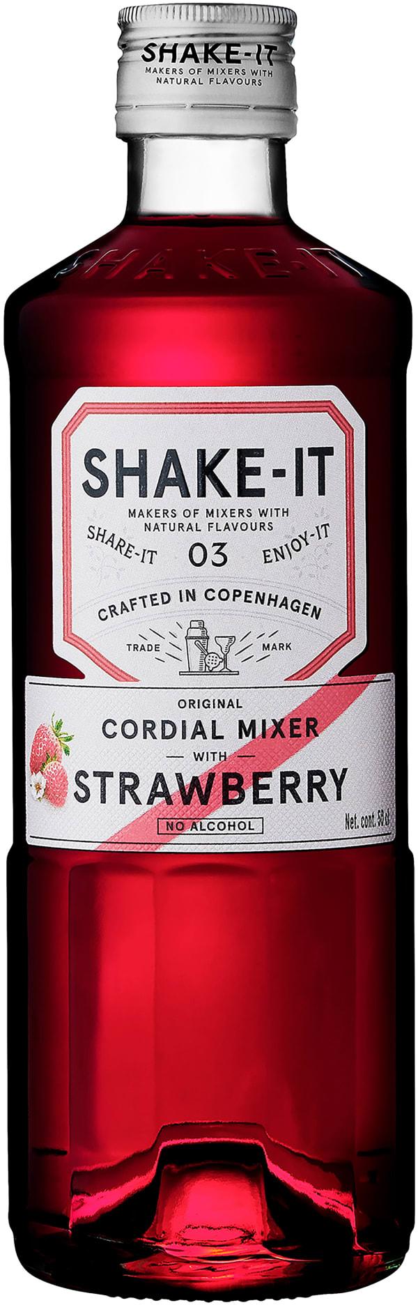 Shake-It Mixer Strawberry