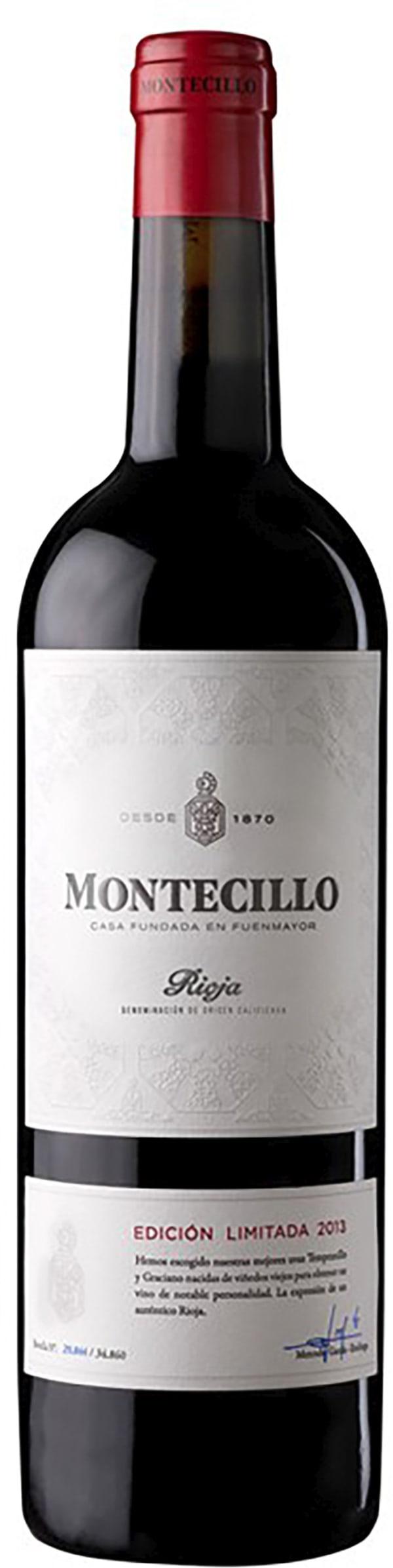 Montecillo Limited Edition 2013