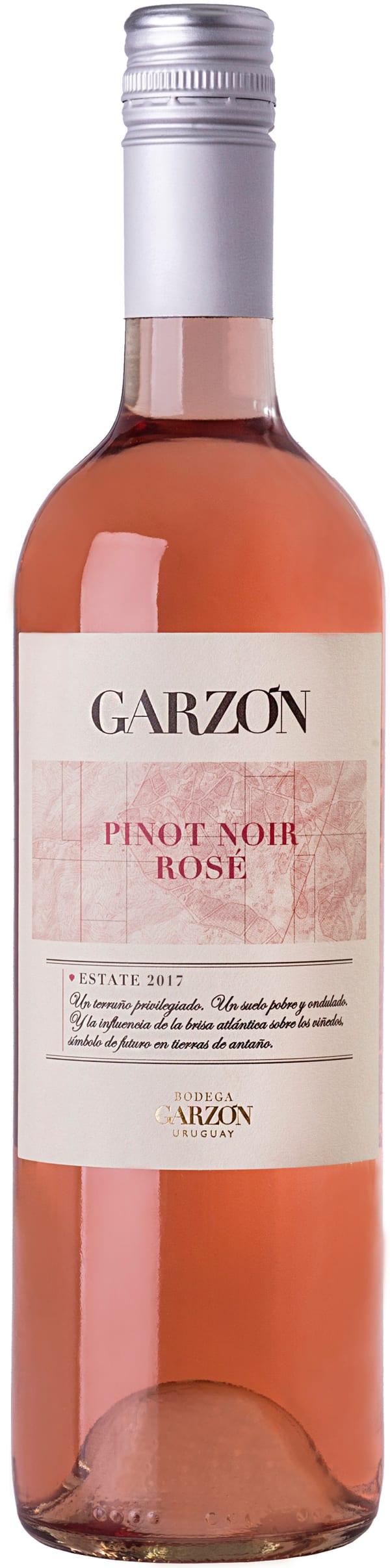 Garzón Pinot Noir Rosé 2017