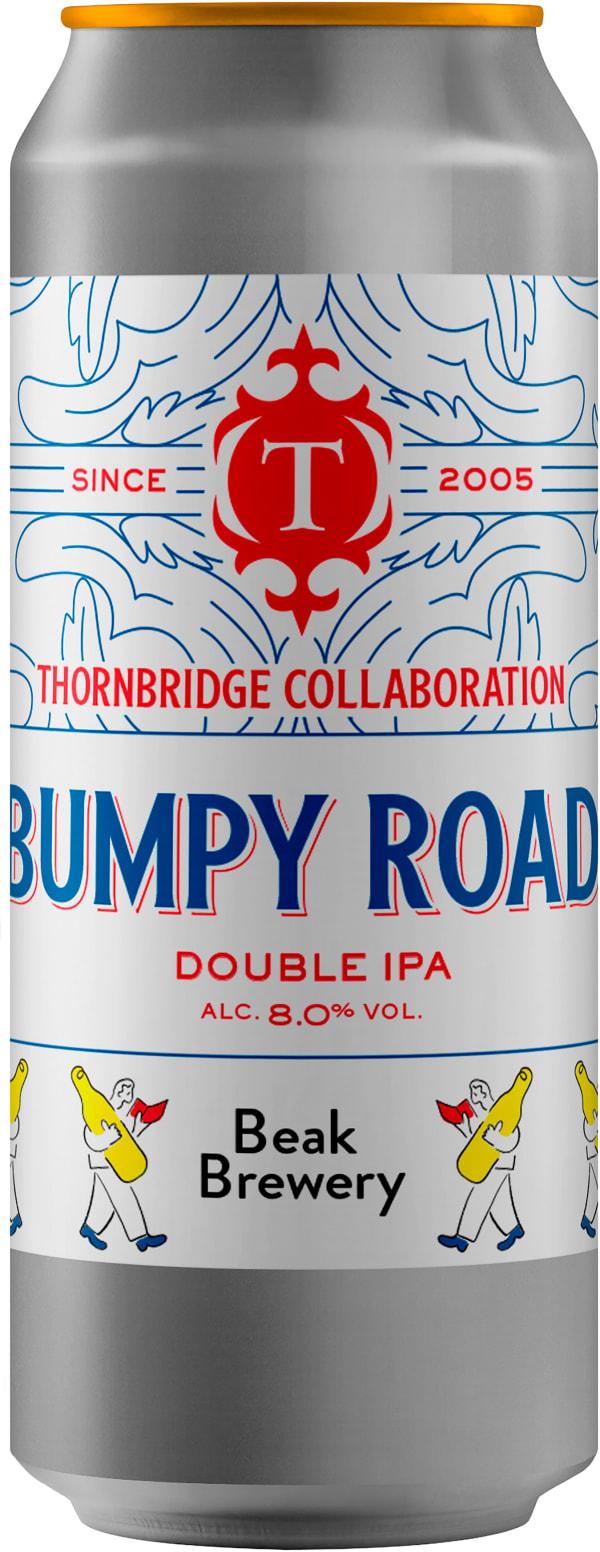 Thornbridge Bumpy Road DIPA can