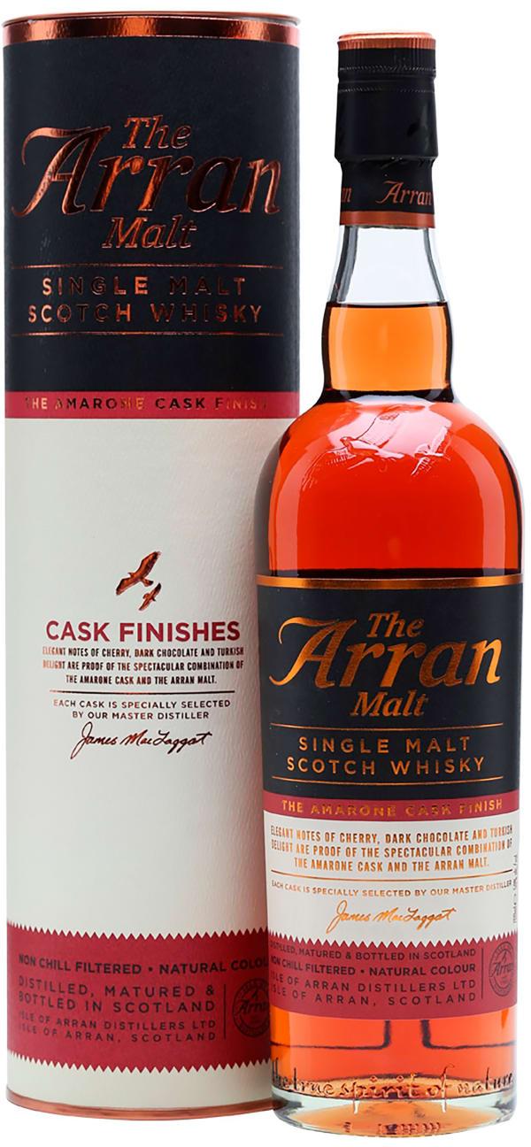 The Arran Malt Amarone Cask Finish Single Malt