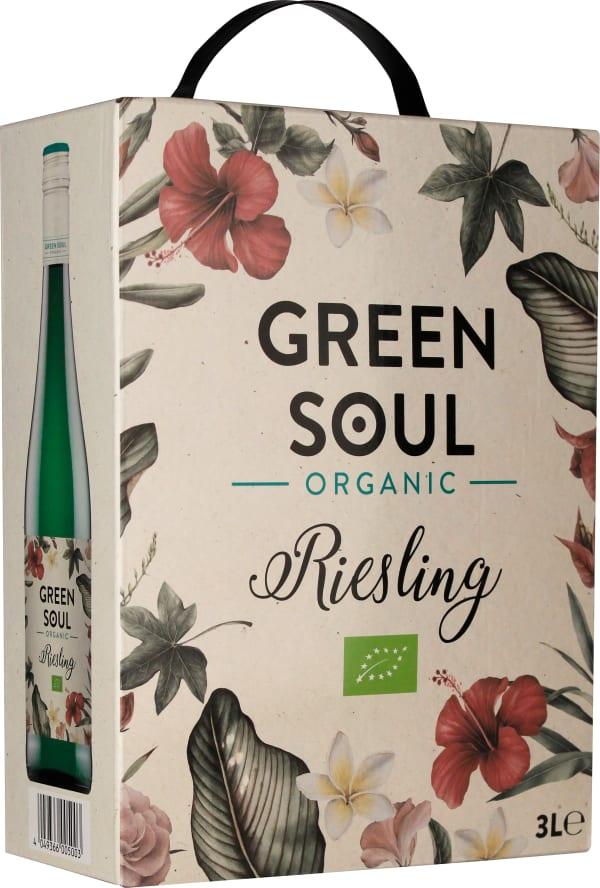 Green Soul Organic Riesling 2020 bag-in-box
