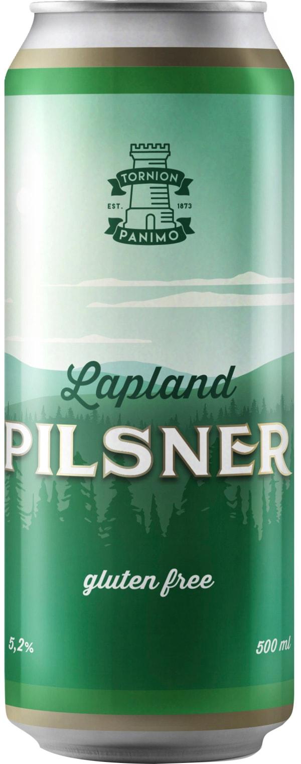 Tornion Lapland Pilsner Gluten Free can