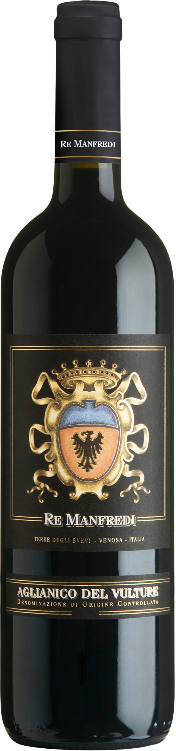 Re Manfredi Aglianico del Vulture 2013