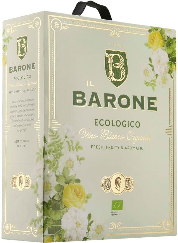 Il Barone Vino Blanco Organico 2018 bag-in-box