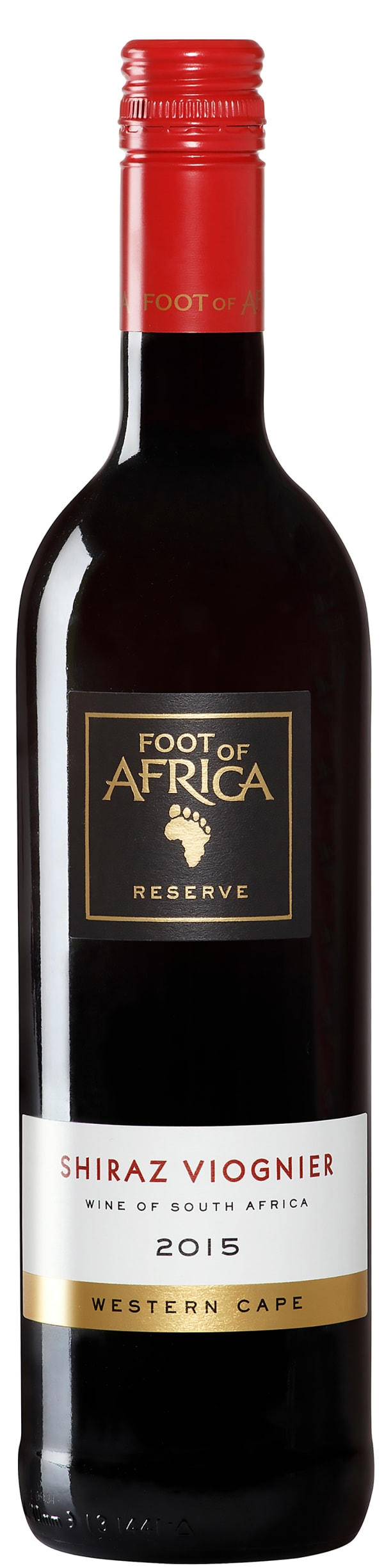 Foot of Africa Reserve Shiraz Viognier 2015