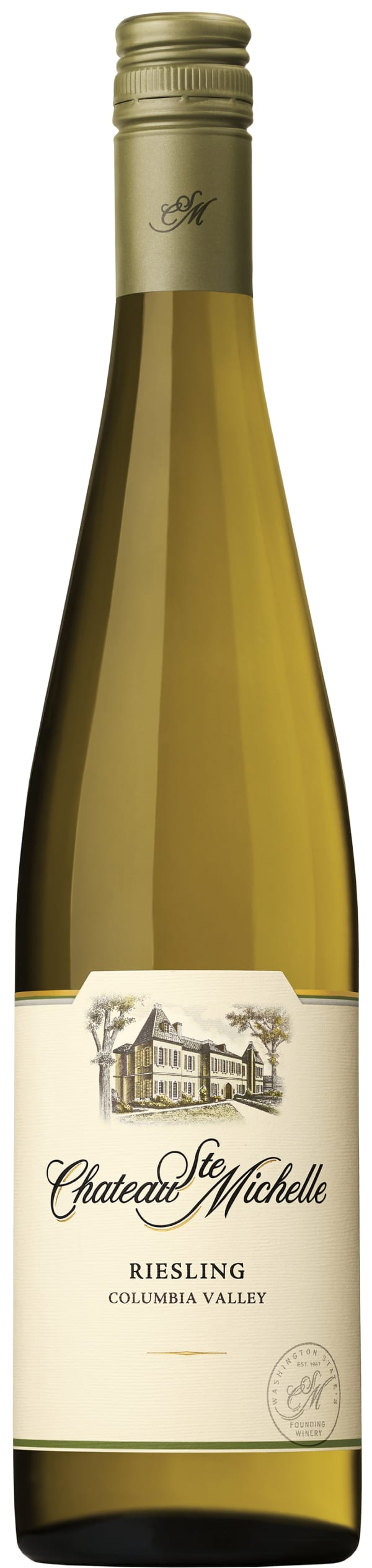 Chateau Ste Michelle Riesling 2015
