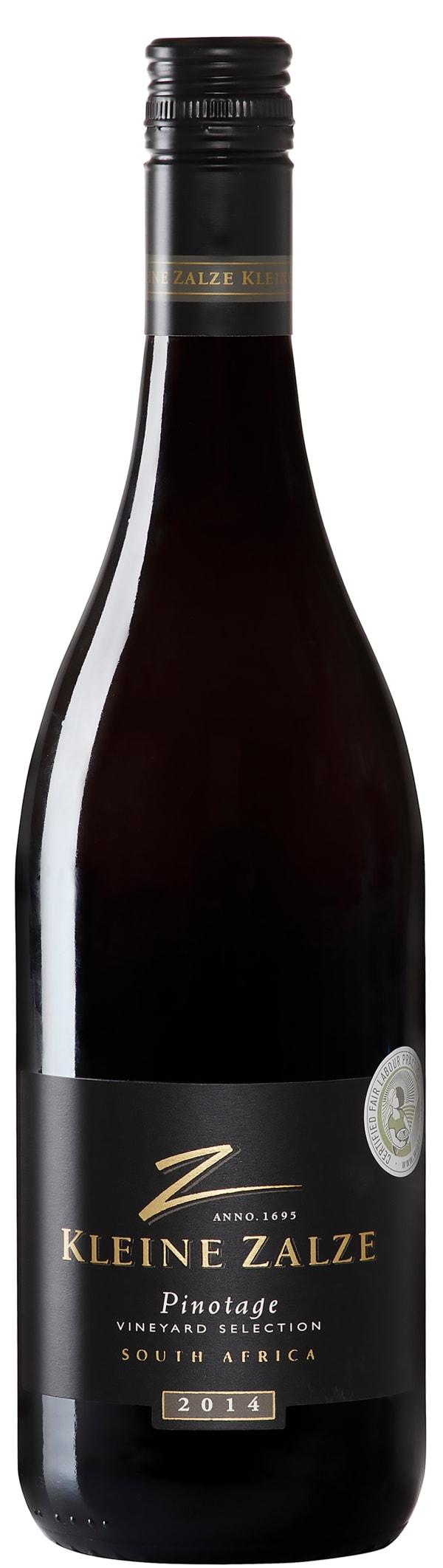 Kleine Zalze Vineyard Selection Pinotage 2016