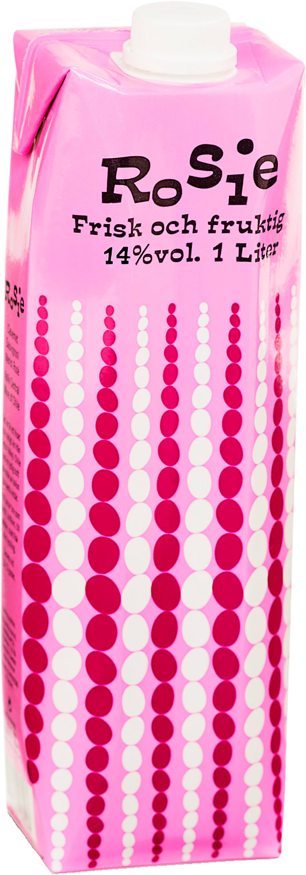 Rosie Rosé 2020 carton package