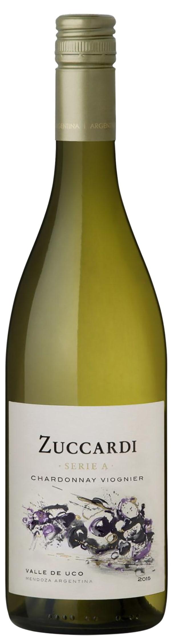 Zuccardi Serie A Chardonnay Viognier 2015