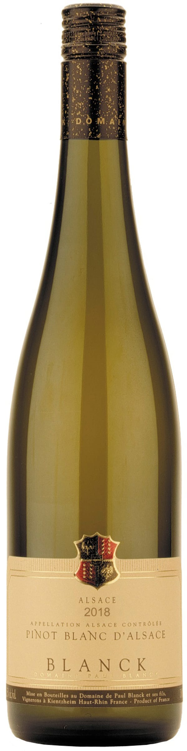 Paul Blanck Pinot Blanc d´Alsace 2018